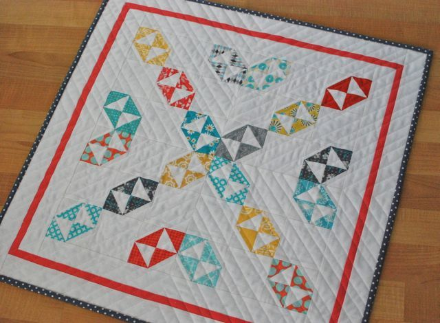 91 best HST Block #6 - Broken Dishes Blocks & Quilts images on ... : broken dishes quilt pattern free - Adamdwight.com