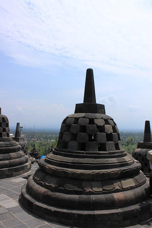 Borobudur -- Jogjakarta / Yogyakarta, Java, Indonesia