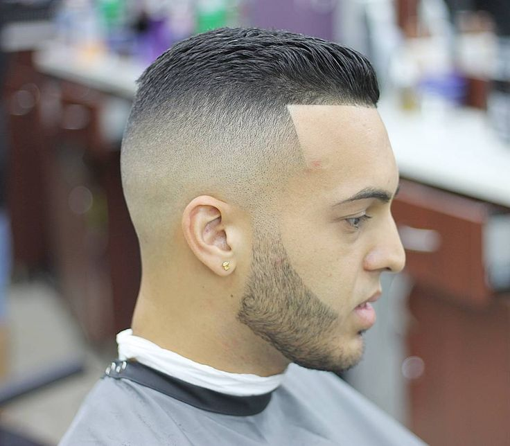 how to give yourself a haircut male