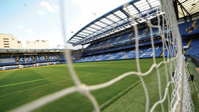 STAMFORD BRIDGE through the net