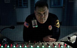 Actor Aaron Douglas, who plays prison guard Evan Henderson on AMC's  The Killing, discusses his character's backstory and how his background in sports translates to acting.