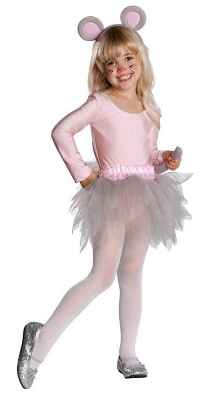Mouse Costume Tutu Mouse Girl for Kids