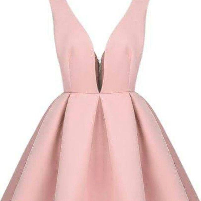 Pink cute dress !