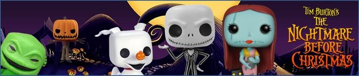 Funko Pop! Nightmare Before Christmas, O Estranho Mundo de Jack, Disney, Filmes