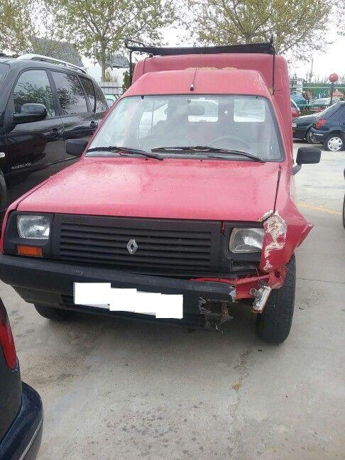 Despiece Renault Express Año 1989. 1.4 gasolina. Consultar disponibilidad de recambios. Envíos a toda España.  Tlf 925 59 91 75