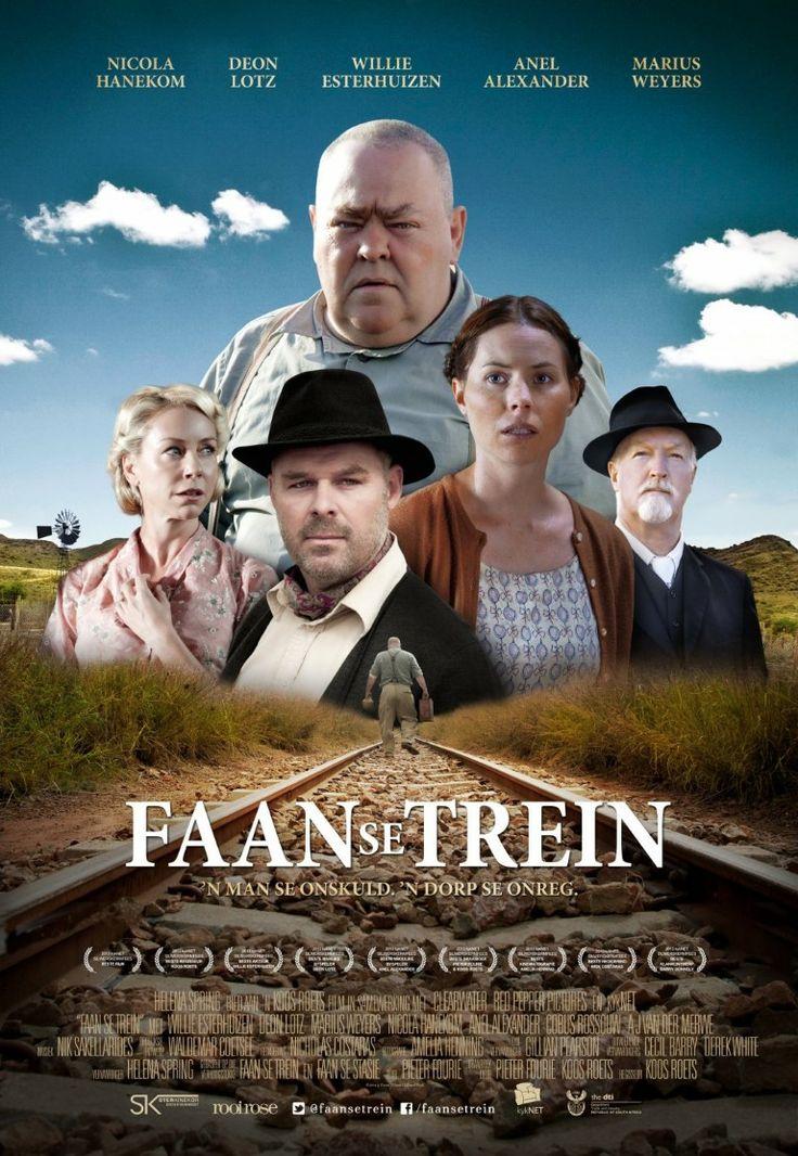 Ikoniese Afrikaanse verhaal Faan se Trein binnekort op die silwerdoek.