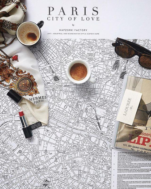 Coffee and Paris.