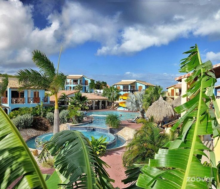 Appartementen Kunuku Aqua Resort***, Curaçao