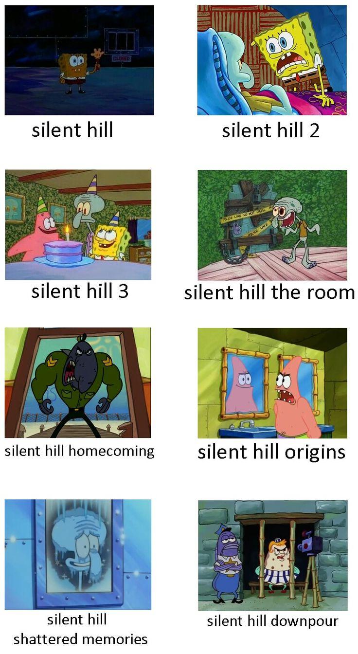 Silent Hill memes
