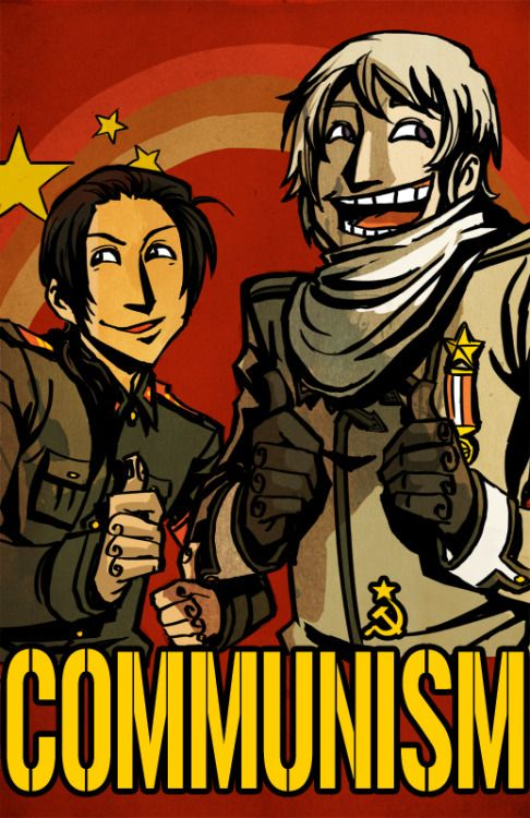 funny hetalia APH thumbs up communism aph china ap…