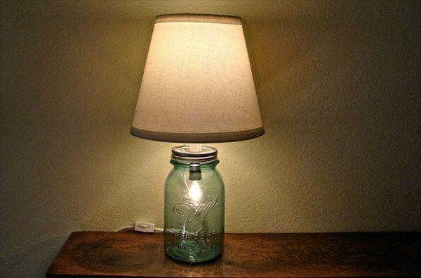 Diy Floor Lamp Ideas That Can Brighten Up Your Home Handmade Lamps Diy Floor Lamp Mason Jar Lamp