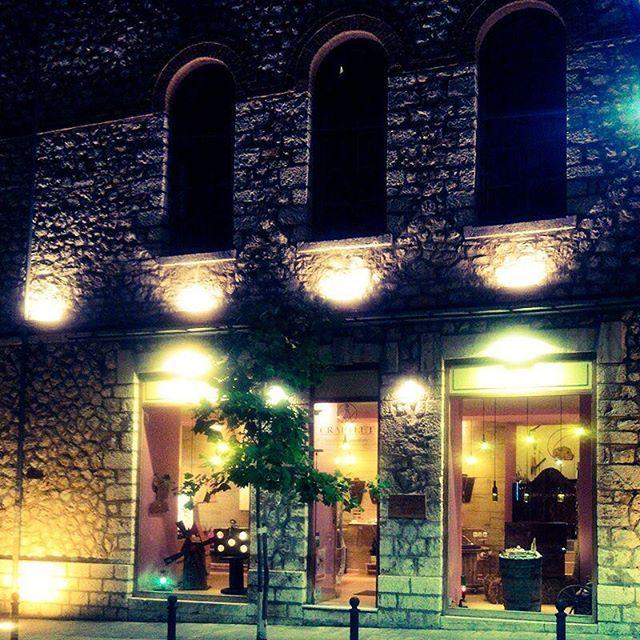 Craftlet store Ioannina!!! #ioannina #jewelry #handmade #night #windowdisplay #handmadejewelry #mystore #craftlet