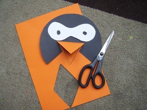 Penguin Mask 3