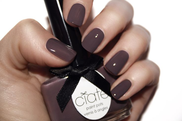 fade to greige by ciaté #douglas #ciaté #nailpolish