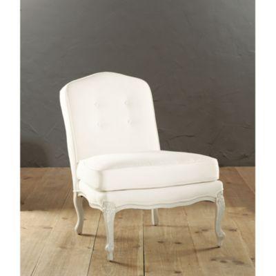 Charlotte Armless Chair