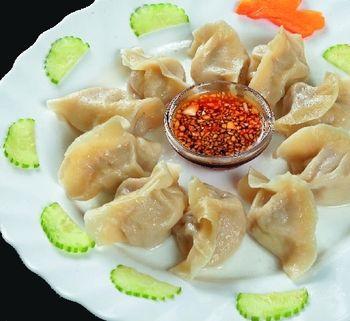 Пельмени по-китайски