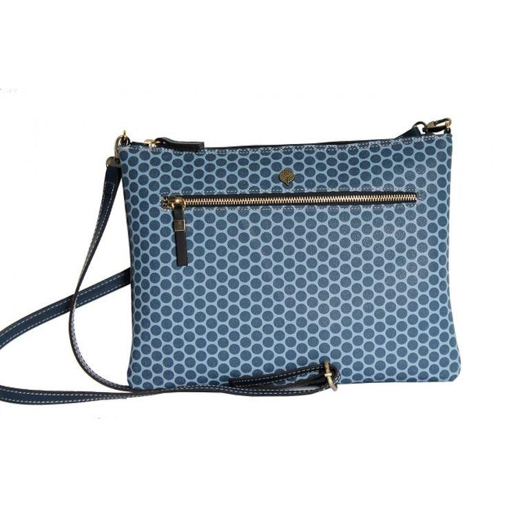 Γυναικεία Τσάντα (Women's Handbag ) THIROS D21-0066-PBlue