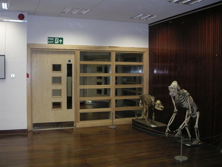 FD60 Bespoke Fire Door by NBJ Midlands & 66 best Bespoke Fire Doors | Bespoke Doors images on Pinterest ...