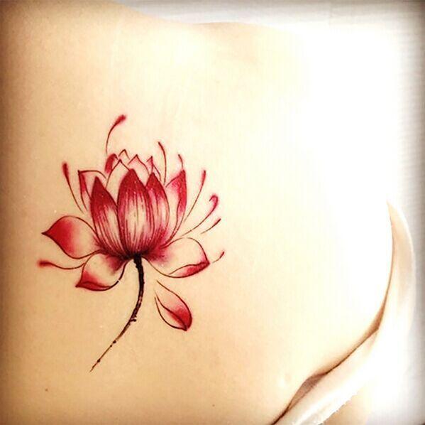 tatuagem flor de lotus - Pesquisa Google