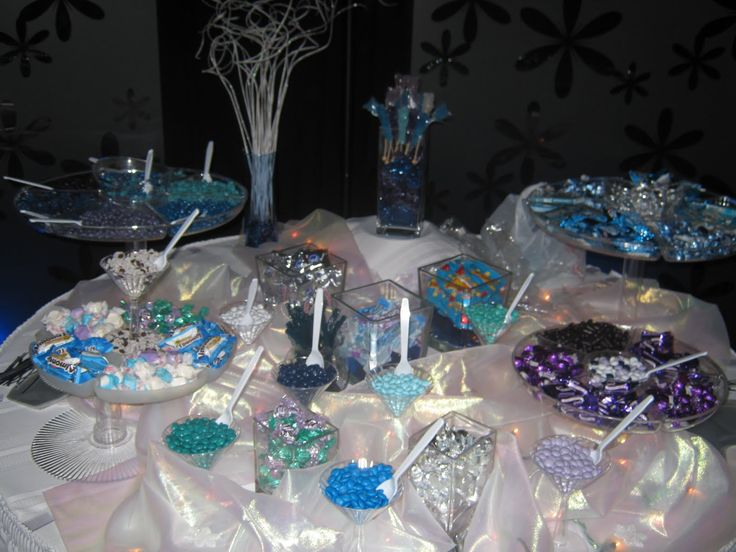 Winter wonderland party | ... : Sweet 16 Winter Wonderland/Ice Palace Theme Birthday Cake & Party