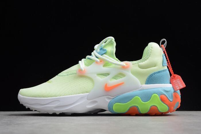 Nike Presto React Fluorescent Green