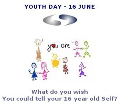 #Youth - Celebrate! Our Future depends on what we do in the Present #Ghandi