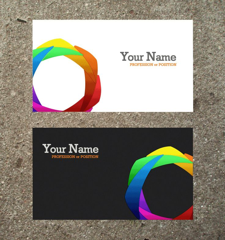 Online Business Card Design Free Download Gallery - Business Card ...