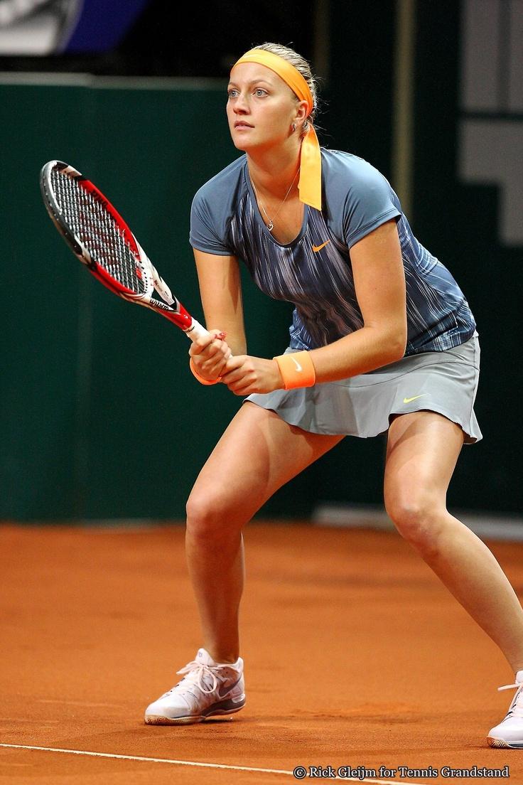 Petra Kvitova @JugamosTenis #tennis #tenis #nike