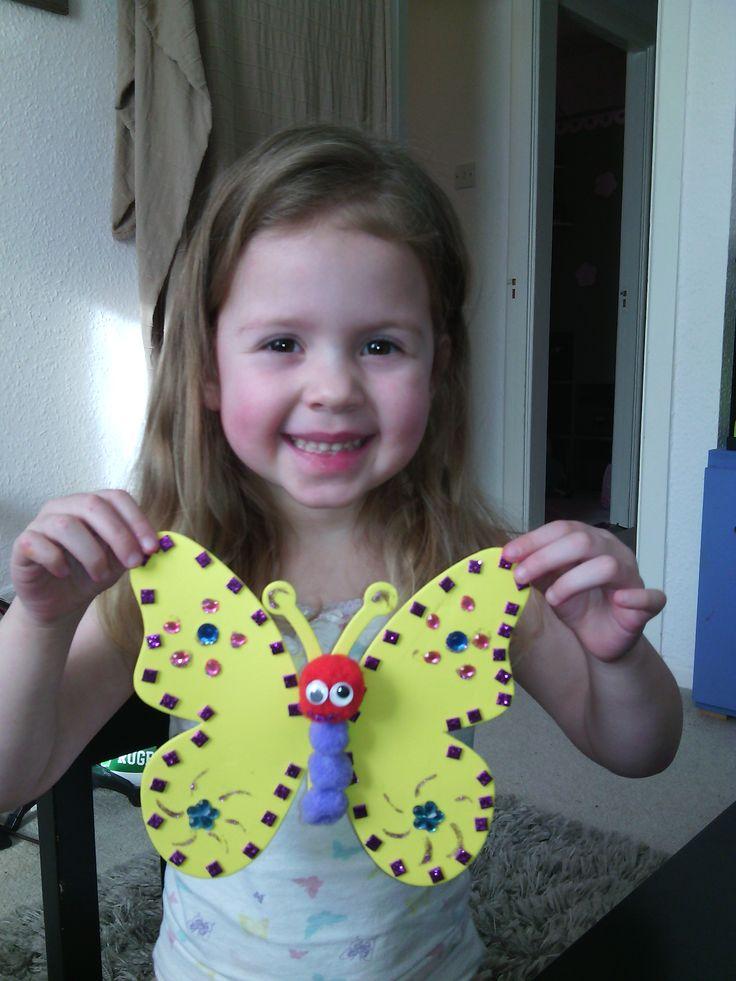EVA Butterfly