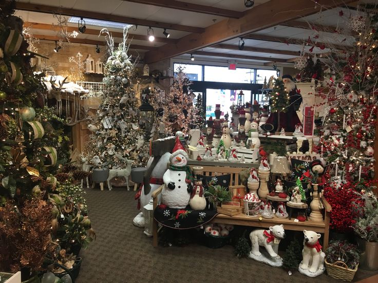 Bucks Country Gardens Is Your Christmas Shopping Destination. We Have  Transformed Into A Winter Wonderland