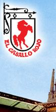 .: EL CABALLO ROJO (Es un famoso restaurante de la ciudad de Córdoba):........................................................