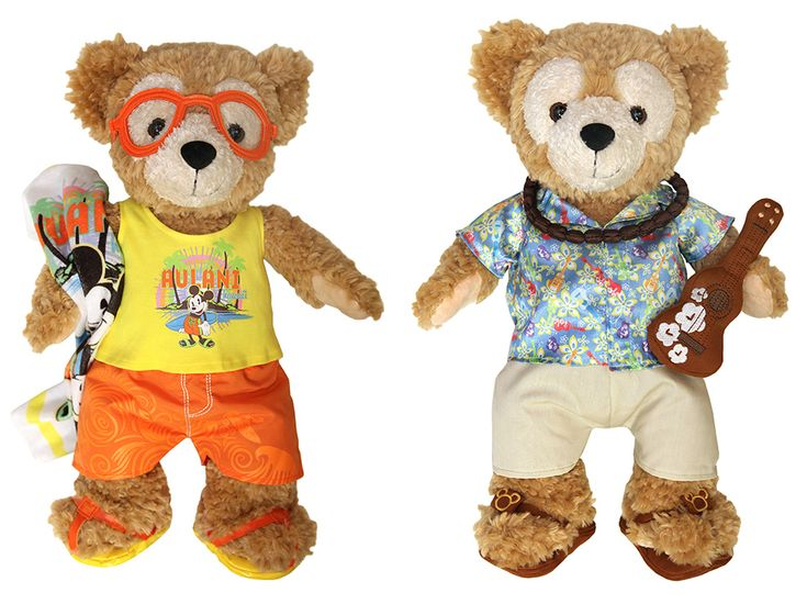 Golden Week and Duffy the Disney Bear Merchandise Makes its Way to Aulani, a Disney Resort  Spa