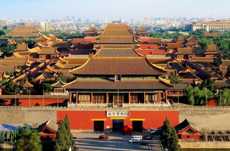 Diletant.media вспоминает историю знаменитого дворцового комплекса вПекине