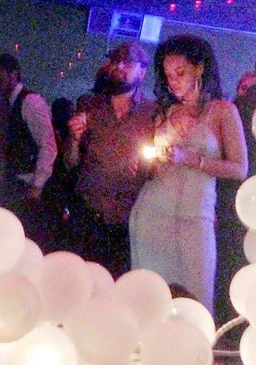geophilworld: First Photos Of Leonardo Dicaprio And Rihanna Toge...