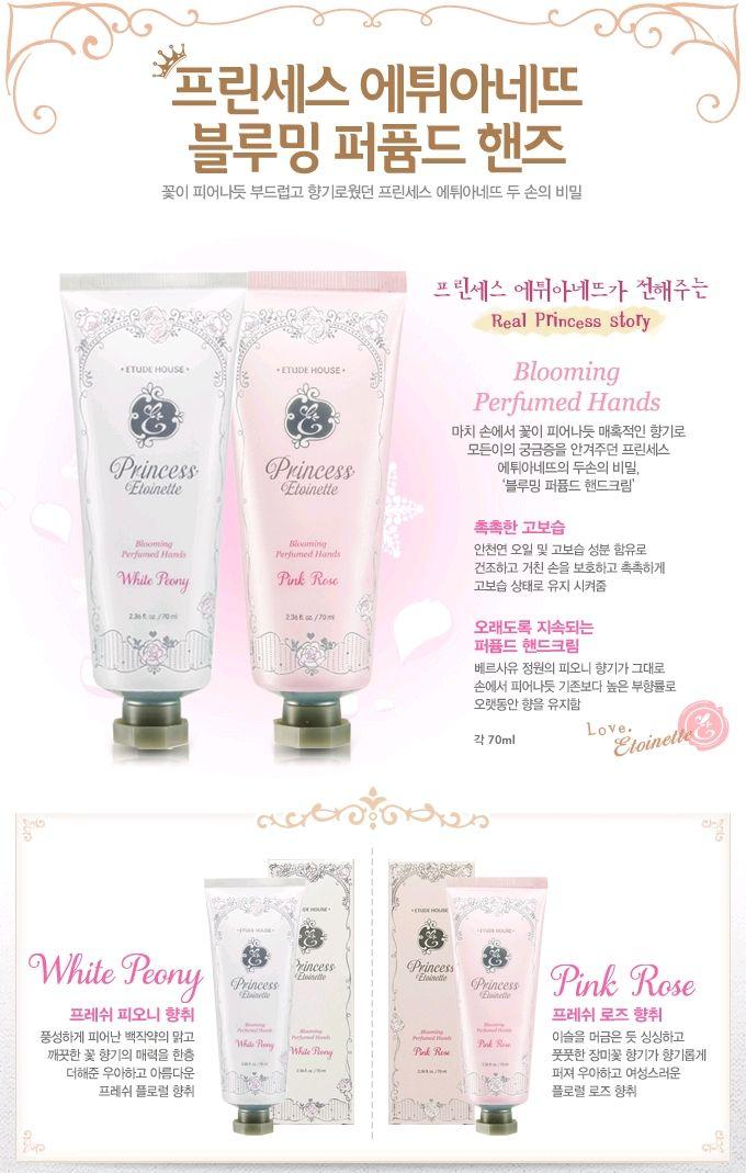 Etude House Korea Jakarta: Etude House Princess Etoinette Blooming Perfumed H...