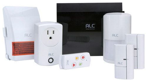 ALC - Wireless Security System Kit - White