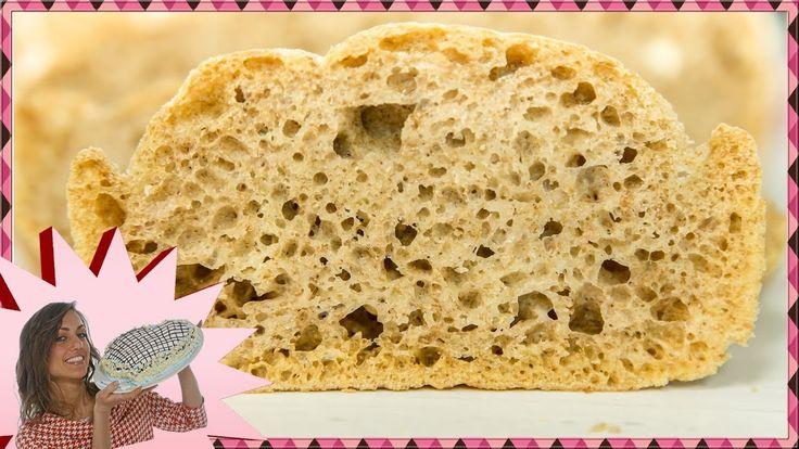 Pane Integrale Senza Impasto - No Knead Bread