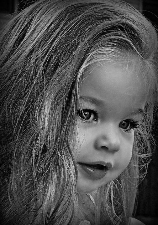 Beautiful little girl <3                                                                                                                                                                                 More