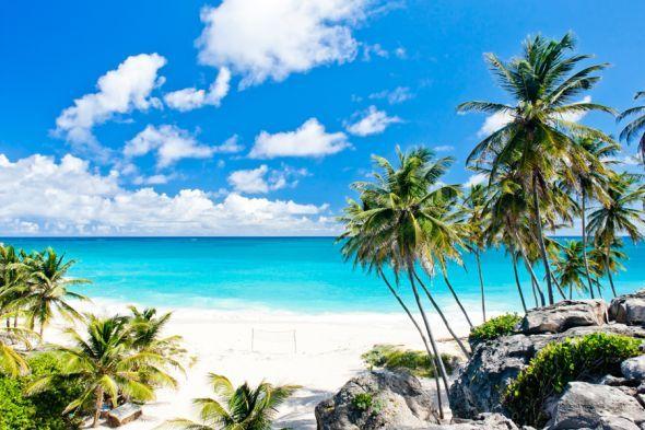 Ein Traum: Die Bottom Bay auf Barbados