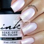 Glam and Glits Ink Gel Polish Infamous #77 Swatch