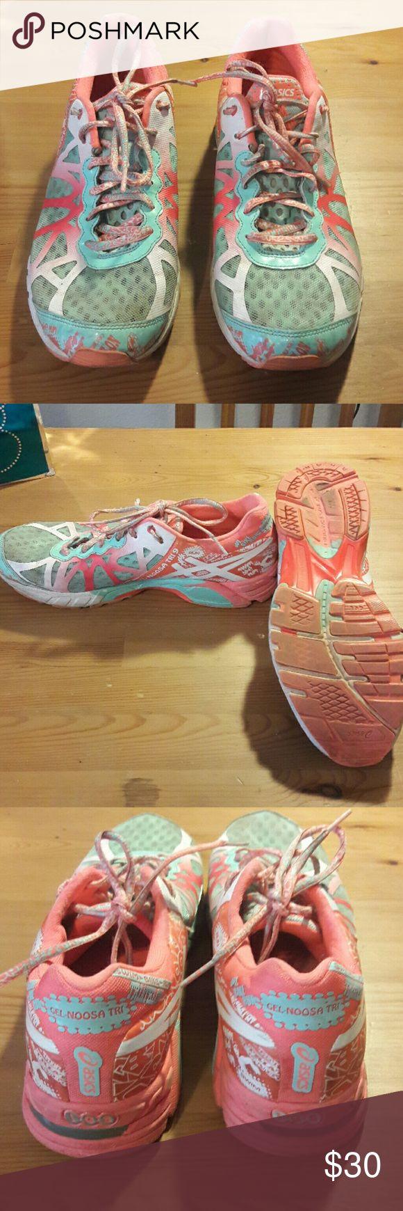 Asics gel noosa women's size 10 shoes Sporty shoes asics Shoes Athletic Shoes