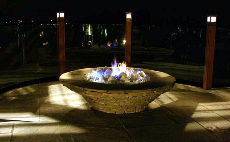 With the right burners and fire pit accessories, fire pit glass is easy to install in any gas-burning fireplace. Description from fire-pit-glass.com. I searched for this on bing.com/images