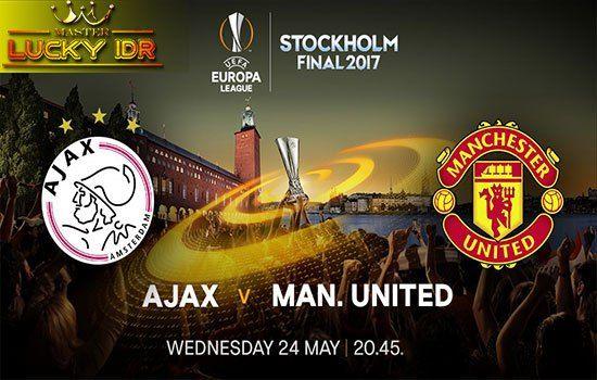 Prediksi Bola Akurat Ajax vs Manchester United 25 Mei 2017