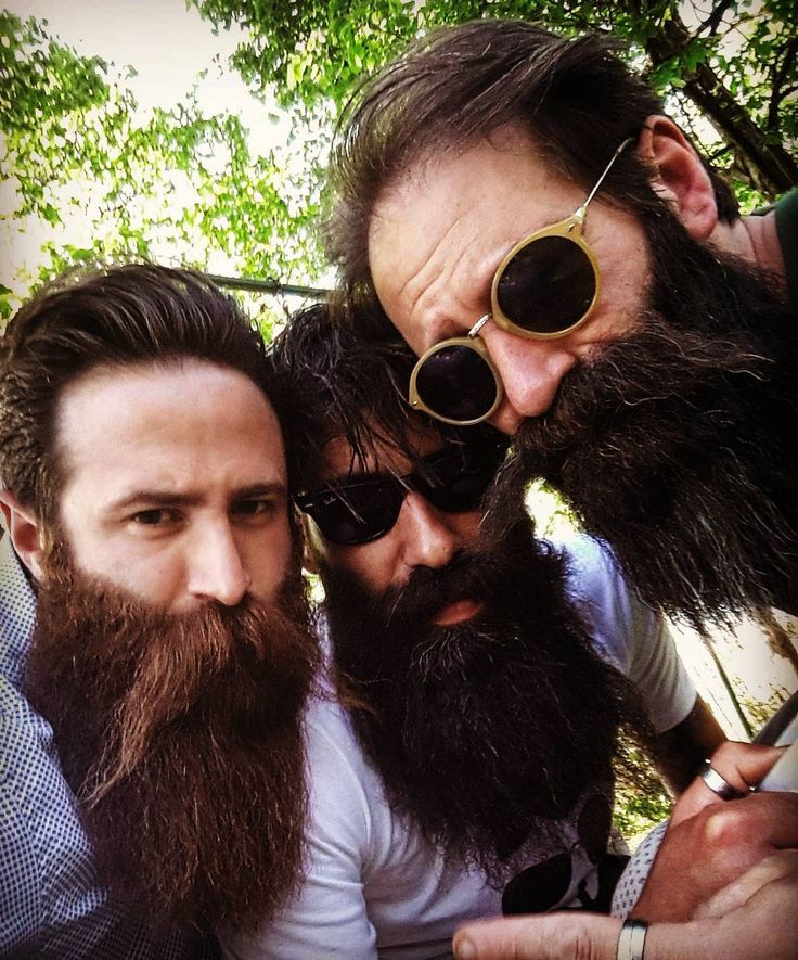 true friends grow matching beards more beard pinterest b rte mann mit bart und m nner. Black Bedroom Furniture Sets. Home Design Ideas