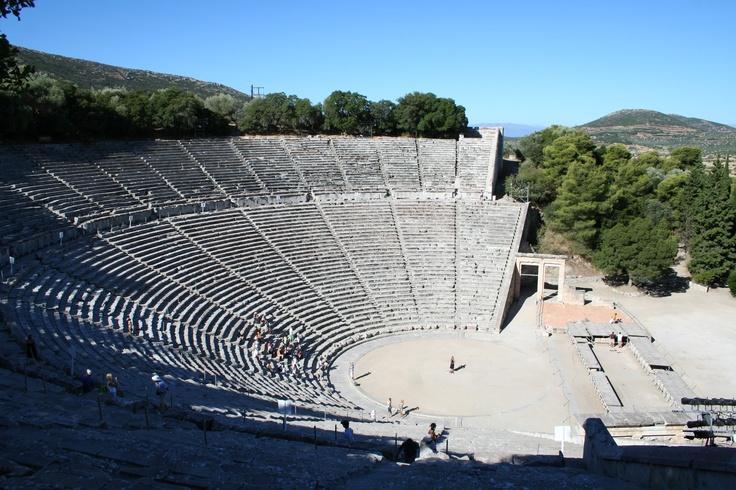 Epidavros, Greece