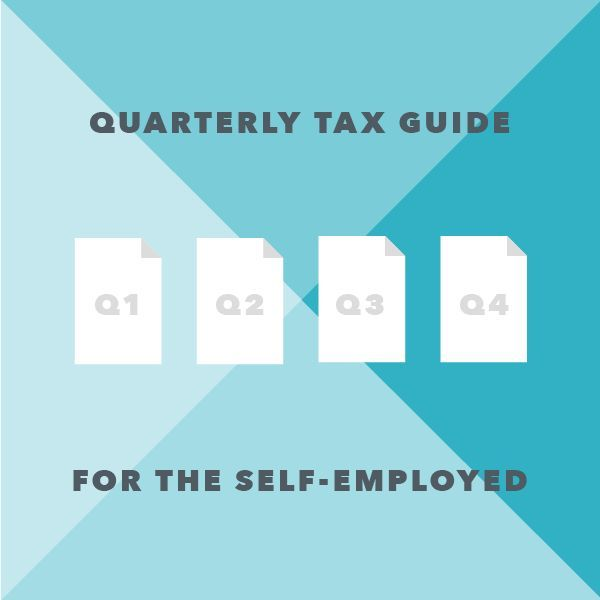 Quarterly Business Tax Guide For Freelancers And Self