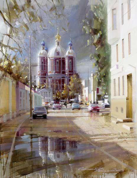 ... . Gappasov Ramil . Artists. Paintings, art gallery, russian art