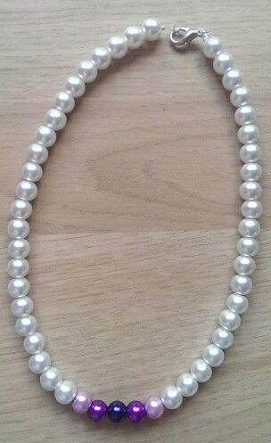 Peark necklace