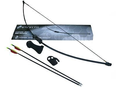 Archery bow & #arrow #medium teen gift set #stealth kit petron,  View more on the LINK: http://www.zeppy.io/product/gb/2/181812417043/