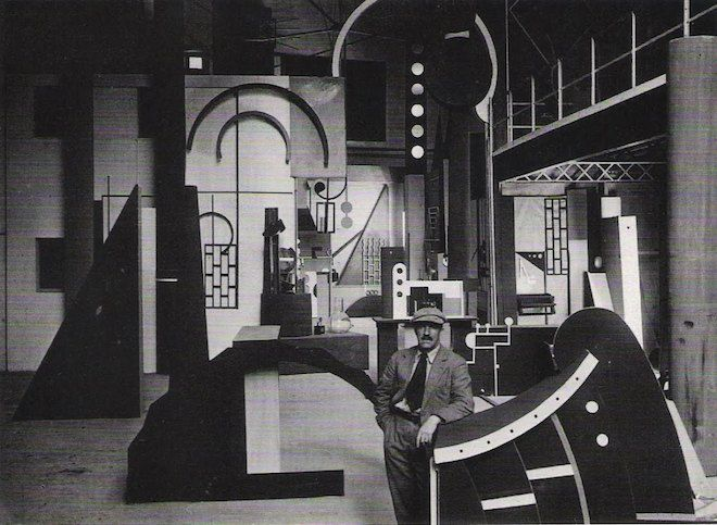Robert Mallet-Stevens and the Forgotten Film That United the '20s Most Avant-Garde Designers - De Stijl My Heart - Curbed National